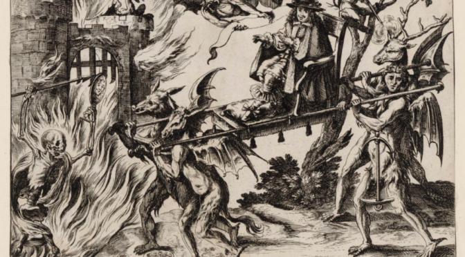 L'extase de la possédée : entre psychiatrie et religion